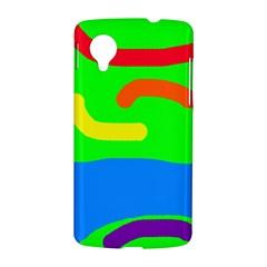 Rainbow abstraction LG Nexus 5