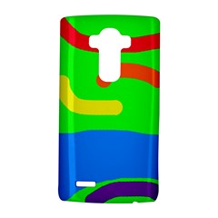 Rainbow abstraction LG G4 Hardshell Case