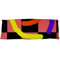 Multicolor abstraction Body Pillow Case Dakimakura (Two Sides)