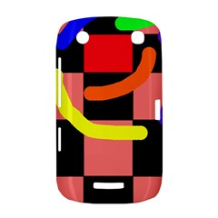Multicolor abstraction BlackBerry Curve 9380