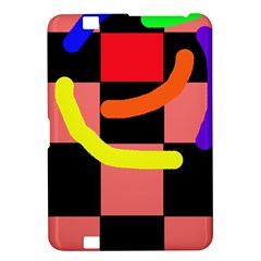 Multicolor abstraction Kindle Fire HD 8.9