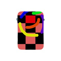 Multicolor abstraction Apple iPad Mini Protective Soft Cases