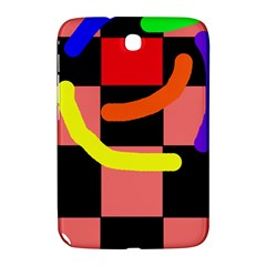 Multicolor abstraction Samsung Galaxy Note 8.0 N5100 Hardshell Case
