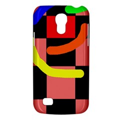 Multicolor abstraction Galaxy S4 Mini