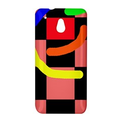 Multicolor abstraction HTC One Mini (601e) M4 Hardshell Case