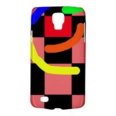 Multicolor abstraction Galaxy S4 Active