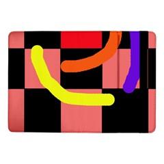 Multicolor abstraction Samsung Galaxy Tab Pro 10.1  Flip Case