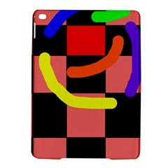 Multicolor abstraction iPad Air 2 Hardshell Cases
