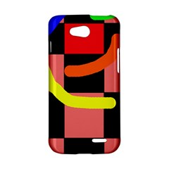Multicolor abstraction LG L90 D410
