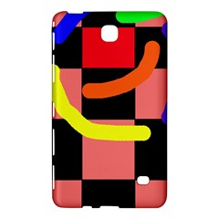 Multicolor abstraction Samsung Galaxy Tab 4 (7 ) Hardshell Case