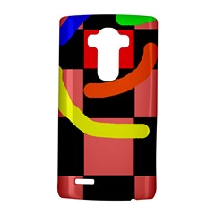 Multicolor Abstraction Lg G4 Hardshell Case