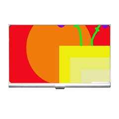 Colorful abstraction Business Card Holders