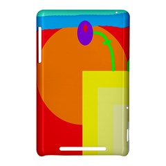 Colorful abstraction Nexus 7 (2012)
