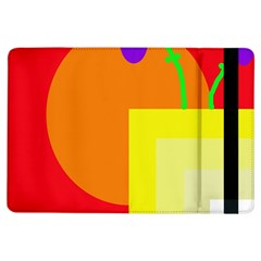 Colorful abstraction iPad Air Flip