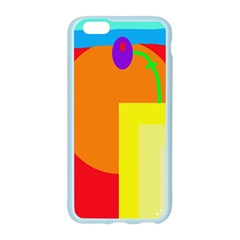 Colorful abstraction Apple Seamless iPhone 6/6S Case (Color)