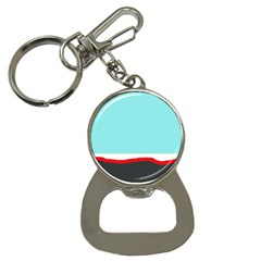 Simple decorative design Bottle Opener Key Chains