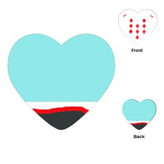 Simple decorative design Playing Cards (Heart)