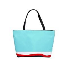 Simple decorative design Shoulder Handbags
