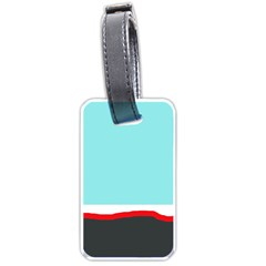 Simple decorative design Luggage Tags (One Side)
