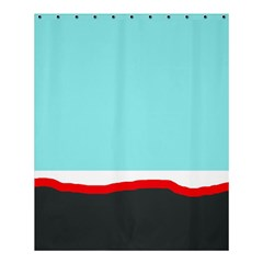 Simple decorative design Shower Curtain 60  x 72  (Medium)