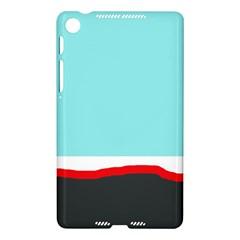 Simple decorative design Nexus 7 (2013)