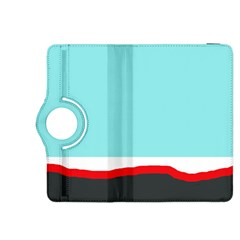 Simple decorative design Kindle Fire HDX 8.9  Flip 360 Case