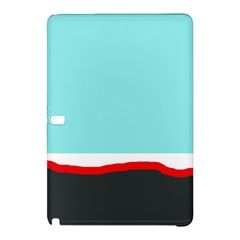 Simple decorative design Samsung Galaxy Tab Pro 12.2 Hardshell Case