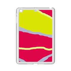 Red and yellow design iPad Mini 2 Enamel Coated Cases