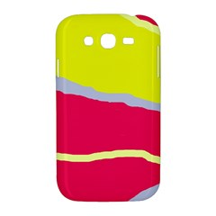 Red and yellow design Samsung Galaxy Grand DUOS I9082 Hardshell Case