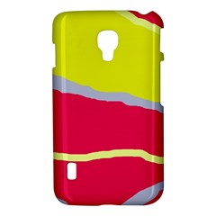 Red and yellow design LG Optimus L7 II