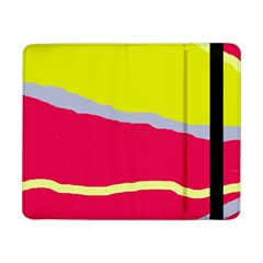 Red and yellow design Samsung Galaxy Tab Pro 8.4  Flip Case