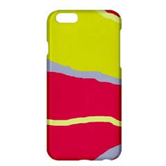 Red and yellow design Apple iPhone 6 Plus/6S Plus Hardshell Case