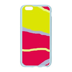 Red and yellow design Apple Seamless iPhone 6/6S Case (Color)