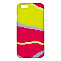 Red and yellow design iPhone 6/6S TPU Case