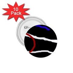 Decorative lines 1.75  Buttons (10 pack)