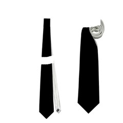Decorative lines Neckties (Two Side)