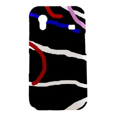 Decorative lines Samsung Galaxy Ace S5830 Hardshell Case