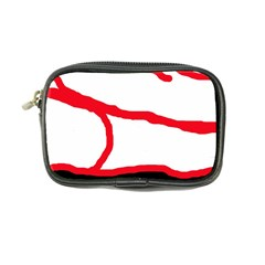 Red, black and white design Coin Purse