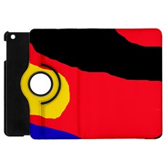 Colorful abstraction Apple iPad Mini Flip 360 Case