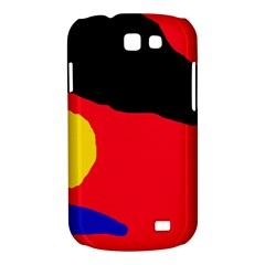 Colorful abstraction Samsung Galaxy Express I8730 Hardshell Case