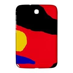 Colorful abstraction Samsung Galaxy Note 8.0 N5100 Hardshell Case