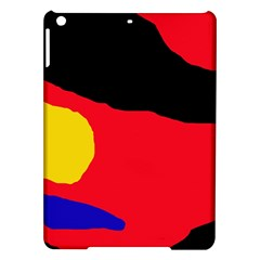 Colorful abstraction iPad Air Hardshell Cases