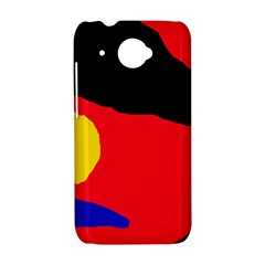 Colorful abstraction HTC Desire 601 Hardshell Case