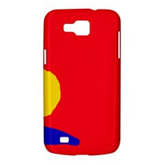 Colorful abstraction Samsung Galaxy Premier I9260 Hardshell Case
