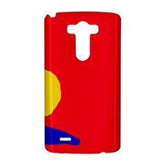 Colorful abstraction LG G3 Hardshell Case