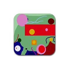 Optimistic abstraction Rubber Coaster (Square)