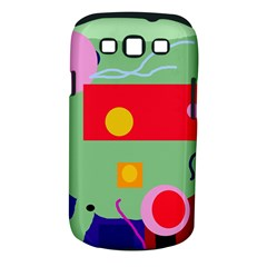Optimistic abstraction Samsung Galaxy S III Classic Hardshell Case (PC+Silicone)