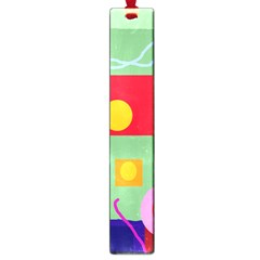 Optimistic abstraction Large Book Marks