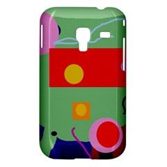 Optimistic abstraction Samsung Galaxy Ace Plus S7500 Hardshell Case