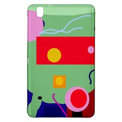 Optimistic abstraction Samsung Galaxy Tab Pro 8.4 Hardshell Case